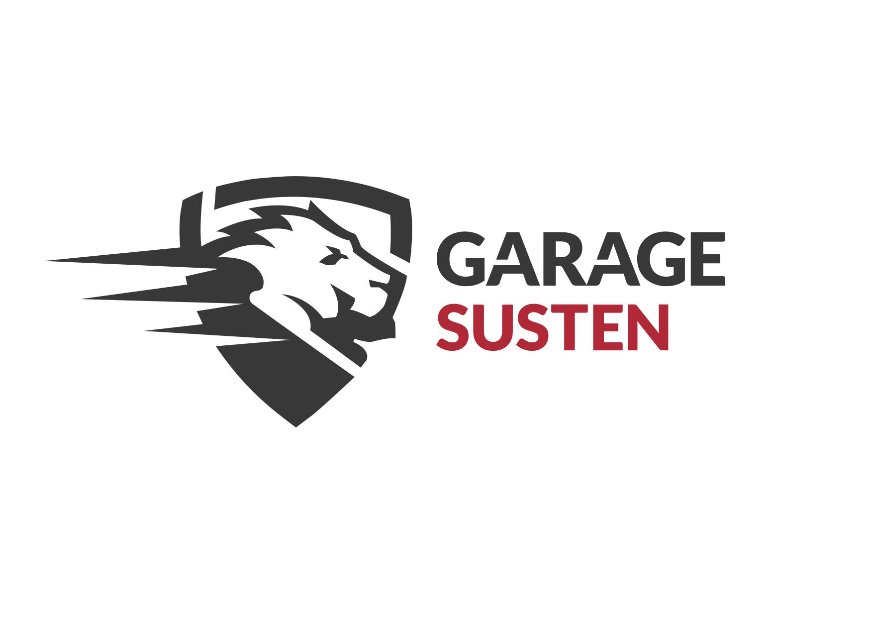 Logo Garage Susten AG